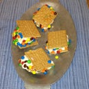 Sweet and Salty Ice Cream Sandwiches
