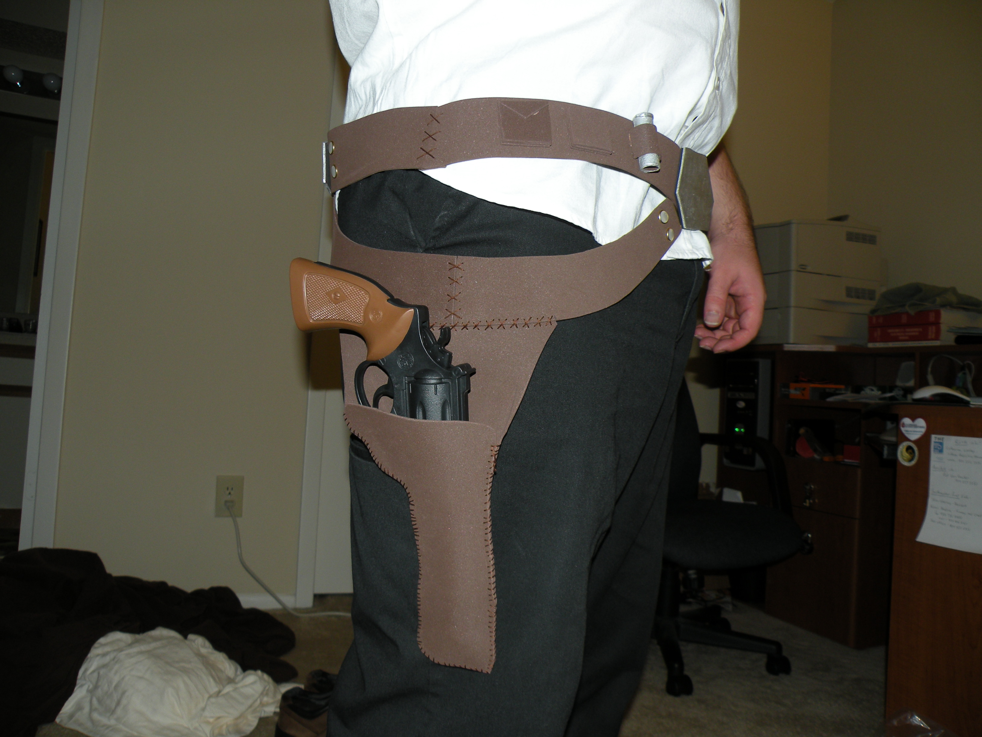 Picture of Star Wars Han Solo Belt Gun Holster