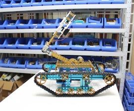 A New Way to Make an Aluminium Alloy Robot