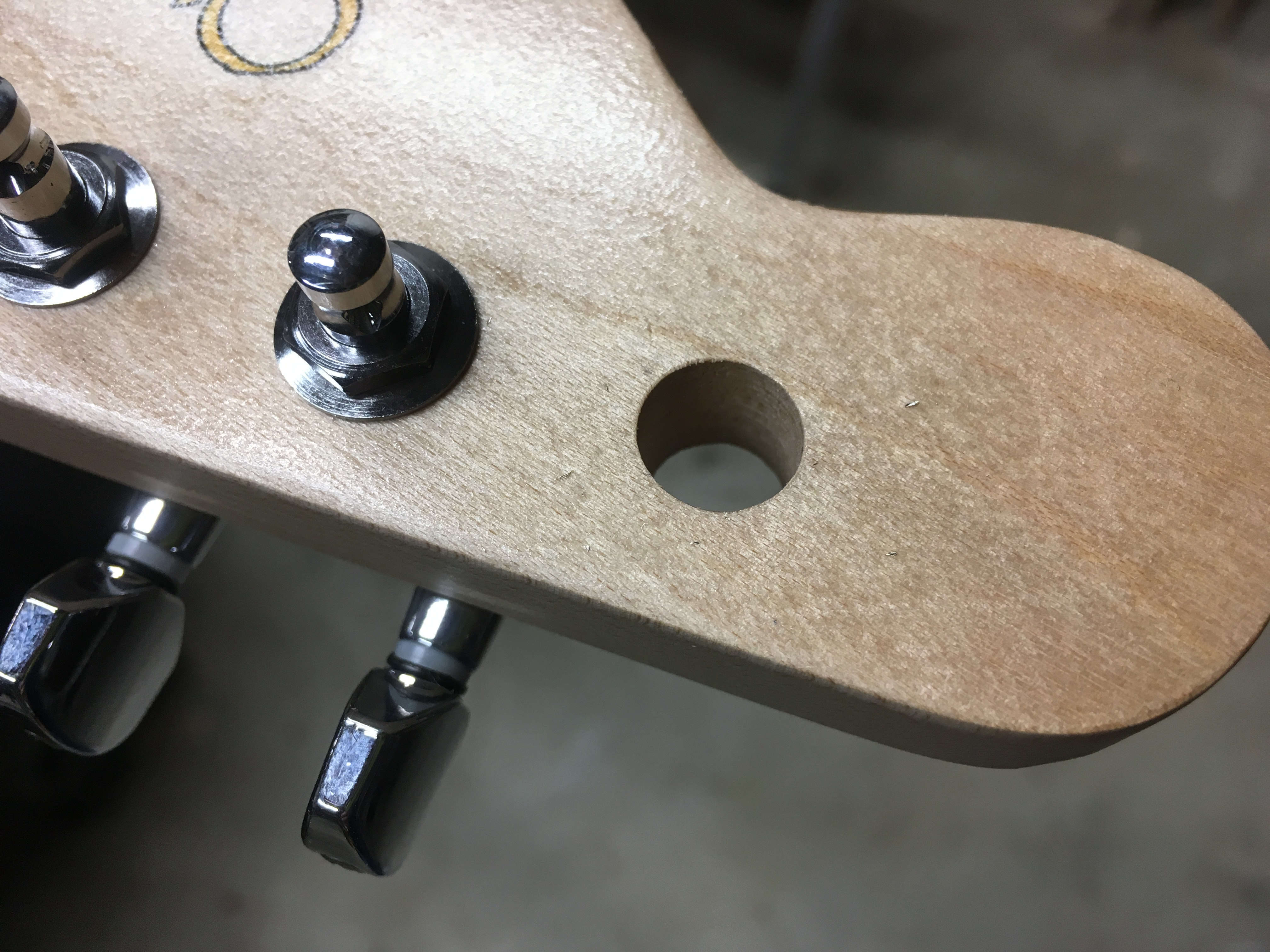 Picture of Tuning Pegs