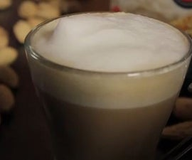 How to Make Almond Milk Cappuccino
