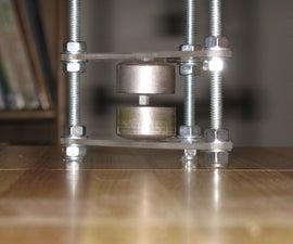 Molding Bismuth for a Levitator