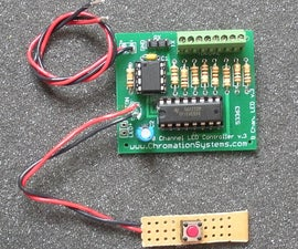 8 Channel LED Controller v.3