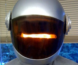 How to Make a Gort Costume