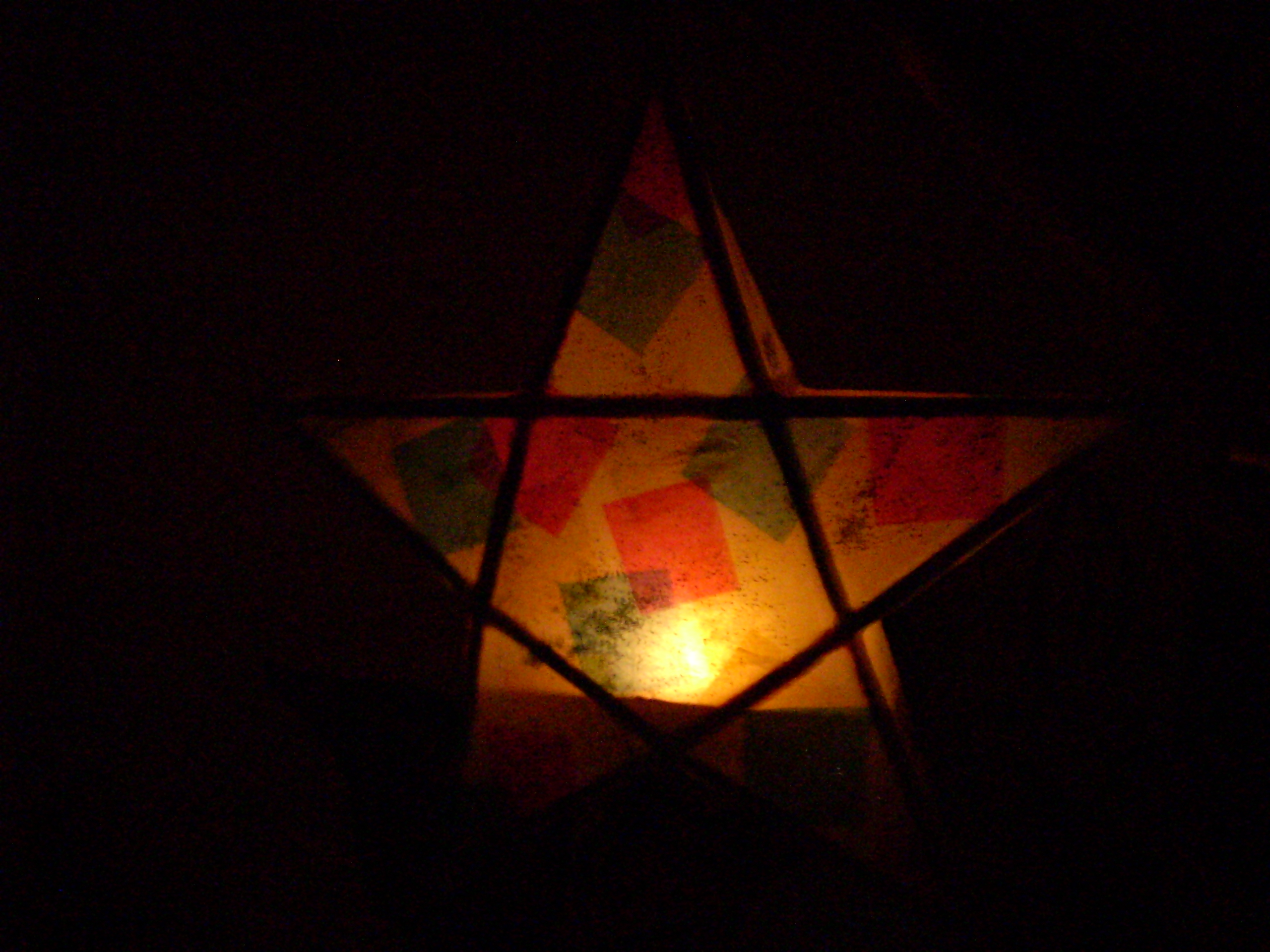 Picture of Star Lantern
