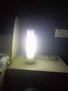 The Bedside Lamp...