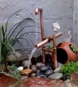 diy zen garden water features
