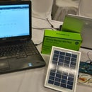 IoT enabled Solar Power Harnessing (intel IoT)