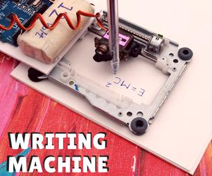 Homework Writing Machine