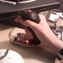 DIY Pistol (fps) Mouse