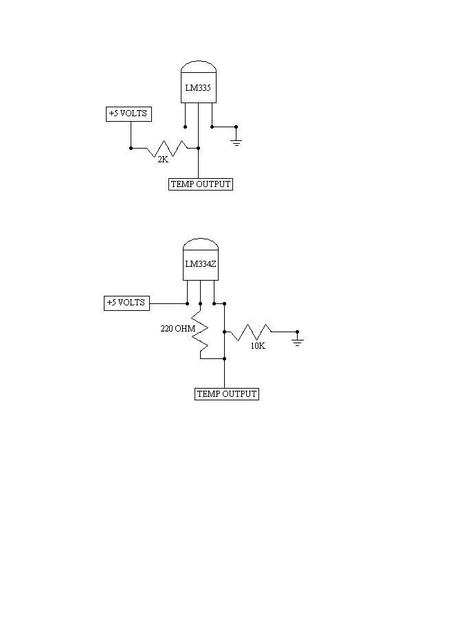 Picture of Temp Sensor Schematic