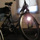 Simple, bright, CHEAP bicycle lighting system