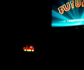 watch futurama on an 8x8 pixel screen