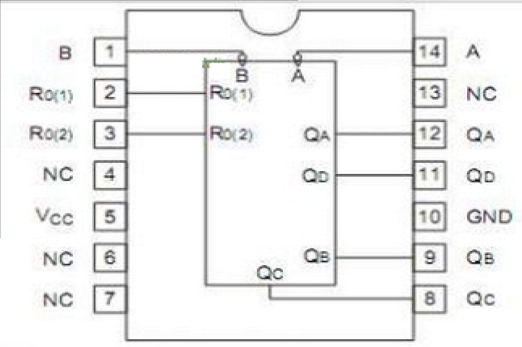 Decade Counter Tutorial Featuring The 74ls93 A Key To 7 Segment 555 Timer Display Circuit Diagram Drivers