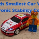 Worlds Smallest Car With Electronic Stability Control!