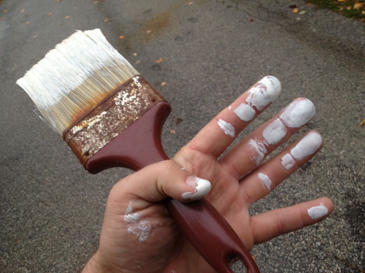 Picture of Putty, Sand, and Paint