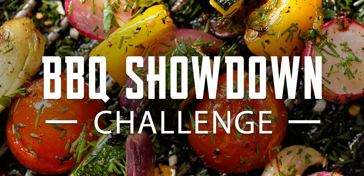 BBQ Showdown Challenge