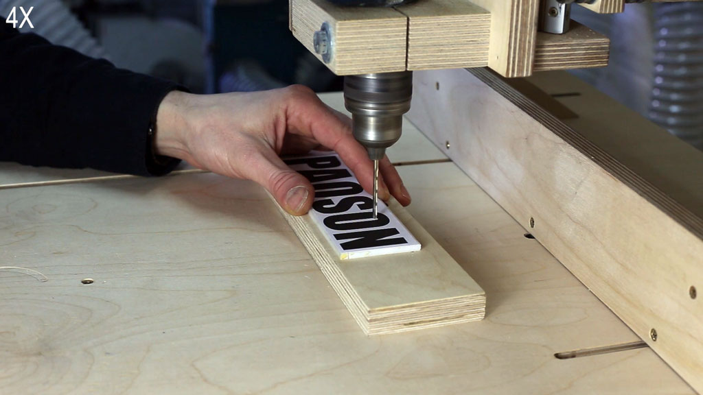 Picture of Making a Metacrylate Shop Sign (Acrylic)