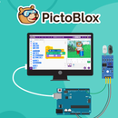 Interface Sensors to Arduino Board Using PictoBlox: Scratch Blocks Based Coding Software