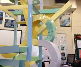 Paper Roller Coasters :)