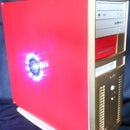 Iron Man DIY PC Case Mod