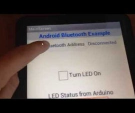 Building an Android App to Communicate with the HC-06 Bluetooth Module