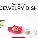 CUSTOM JEWELRY DISH (GEOMETRIC)