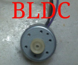 Converting a Brushed Dc Motor Into Bldc