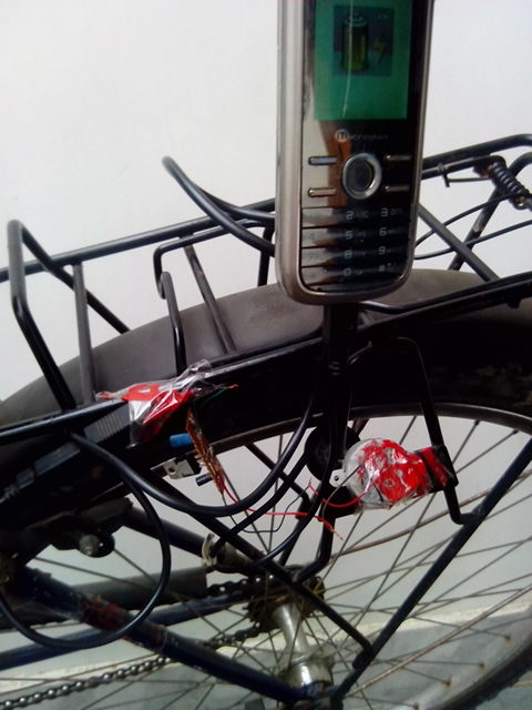 Picture of Cycle Phone Charger