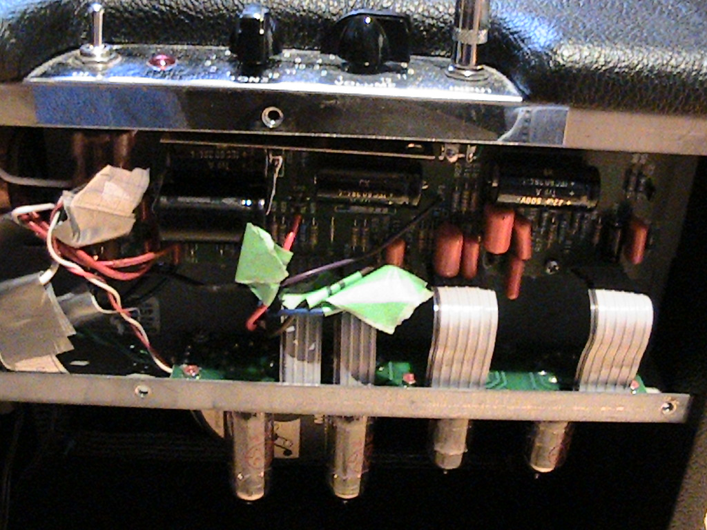 Picture of Open Amp