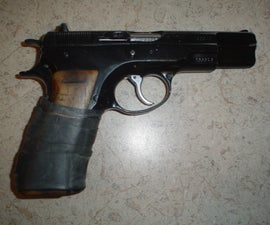 Care and Concealment of Medium Frame Revolvers and Autos
