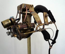 Steampunk Goggles: Personal Vision Enhancers