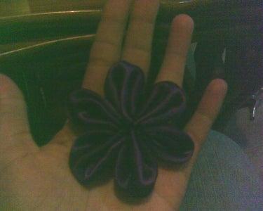 Making the Flower-shape