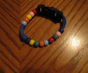 Pace Counter Bracelet
