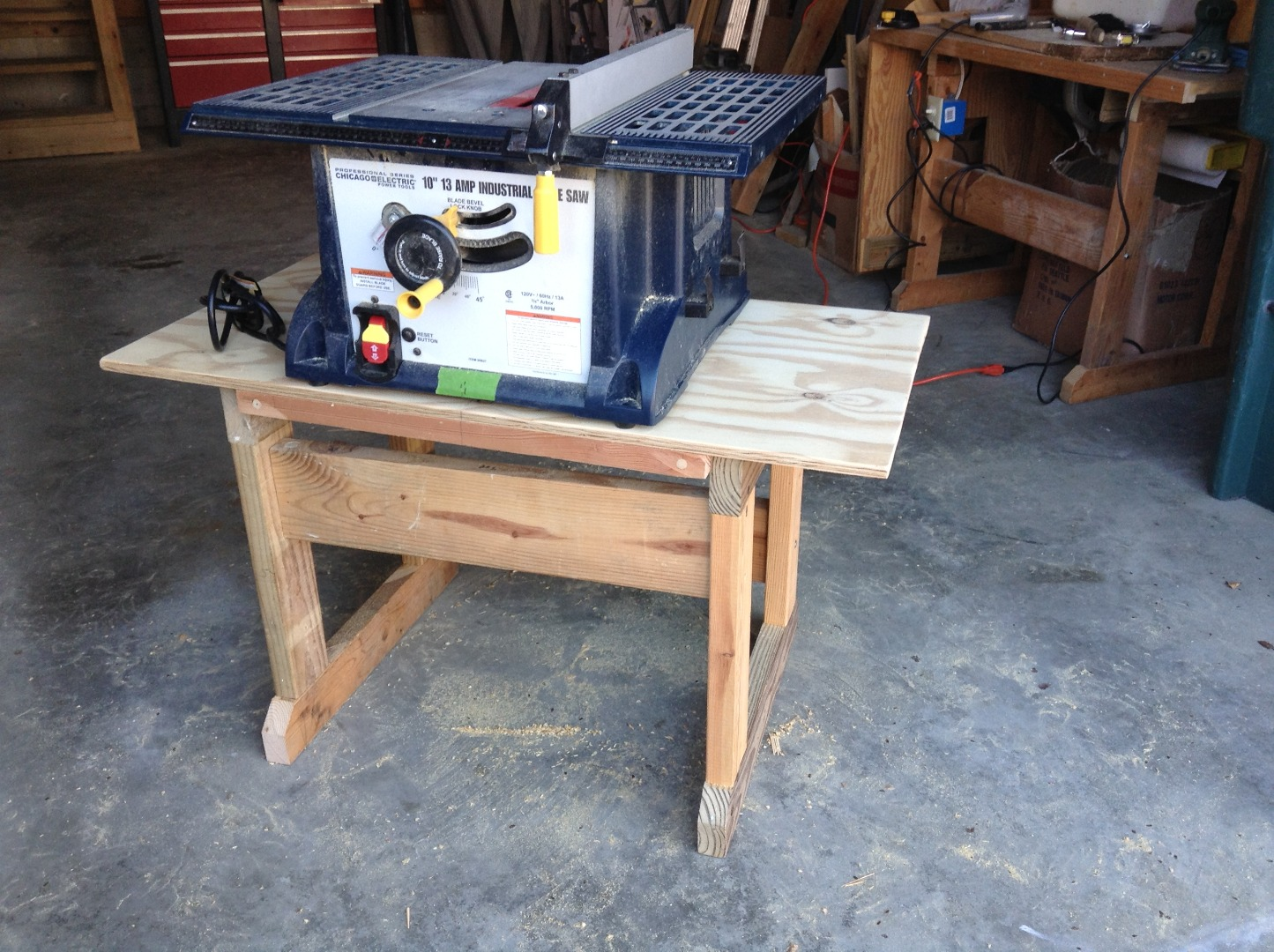 Picture of Add the Plywood Top