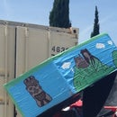 Cardboard Duct Tape Boat