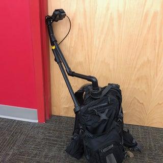 $14 Lightweight Over-the-Shoulder Snorricam (Body-Mounted Camera Rig)