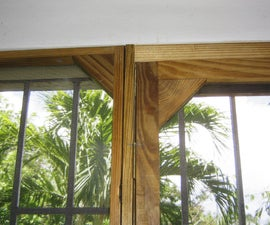 Strong screen doors and screens