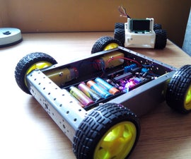 How to make small robots with nRover Board