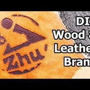 DIY Leather and Wood Branding Iron