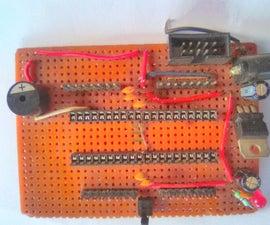 Atmega32 Mini Development Board Hand Made