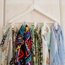 DIY Hanger Wardrobe Organizer
