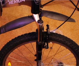 Improve your bicycle fork suspension