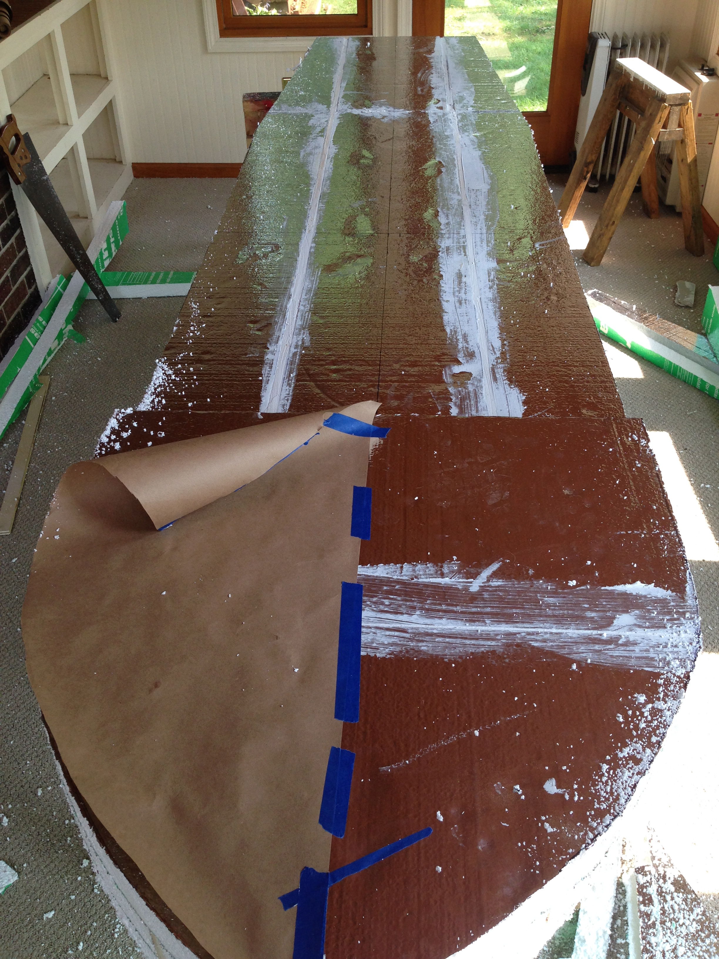 Picture of Shaping the Blank
