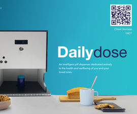DailyDose: Smart Pill Dispenser