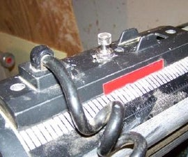 Replacement Switch - Craftsman Radial Arm Saw