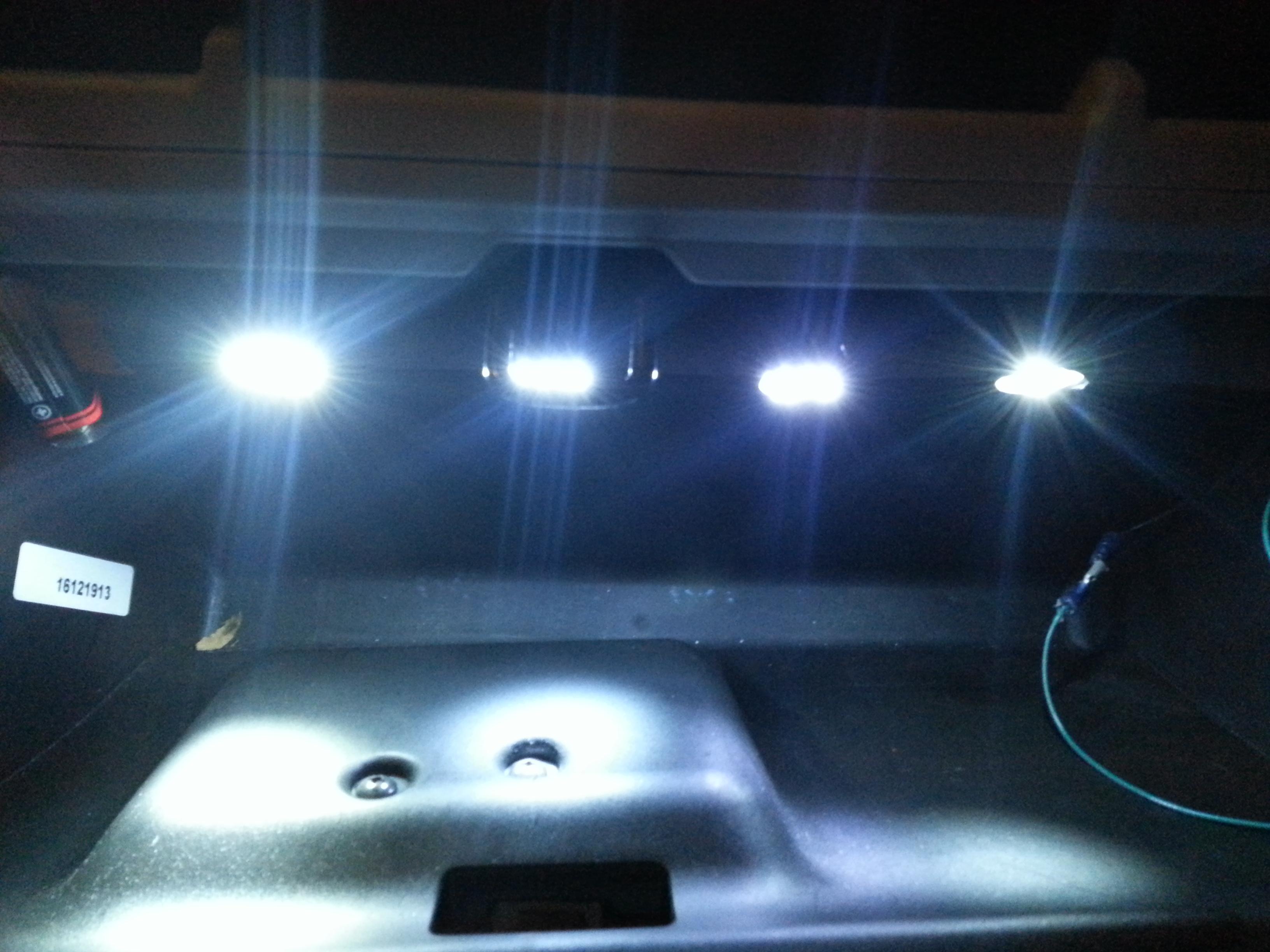 Picture of 2in1 Auto Glove-box Light
