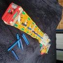 S.B.A.R (Straigh-pull Bolt Action Rifle)