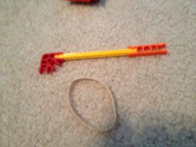 Firing Pin, Mag and Bullets