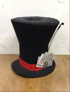 Mad Hatter Inspired Hat